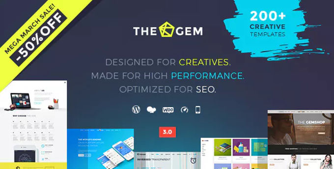 TheGem beste Wordpress Theme