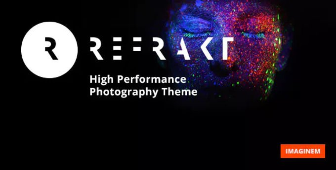 Refrakt Wordpress Theme