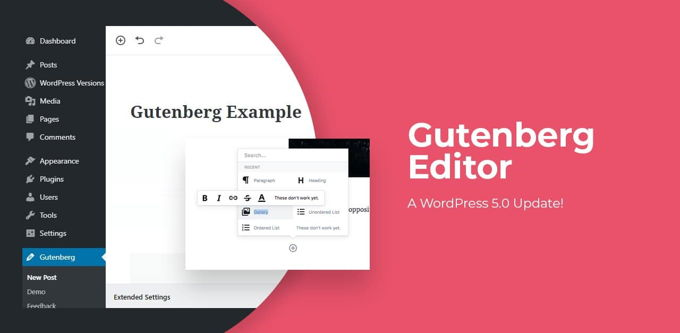 Gutenberg Wordpress Editor Review