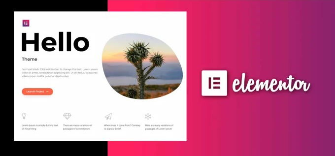 Hello Elementor Theme Review