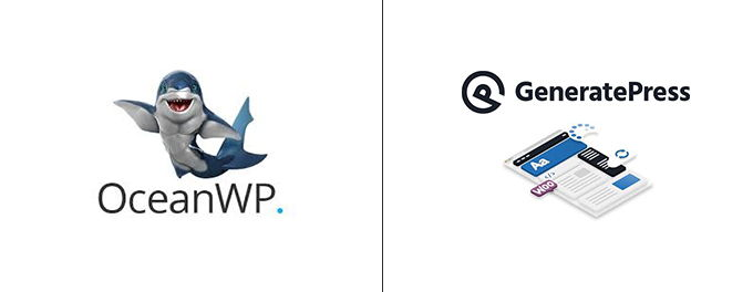 Generatepress vs OceanWP Vergleich