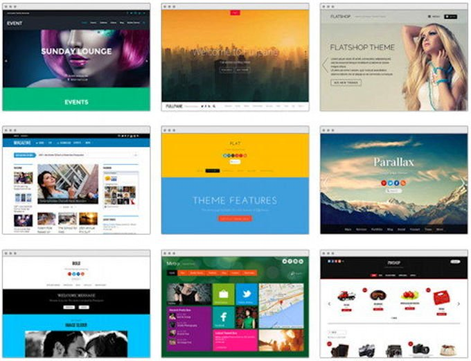 Beste premium Wordpress Themes Themeforest
