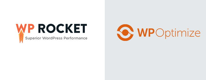 WP-Rocket vs WP-Optimize Test